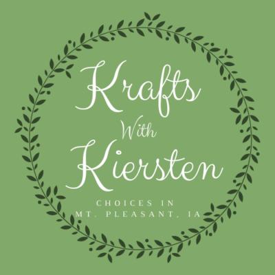 Krafts with Kiersten Mt. Pleasant logo