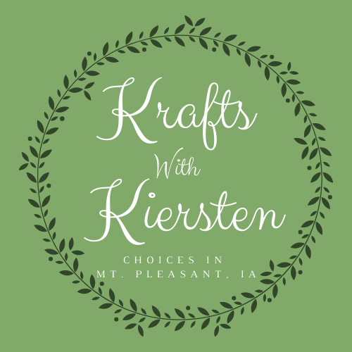 Krafts with Kiersten Mt. Pleasant logo