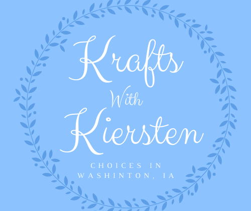 Krafts with Kiersten Washington logo