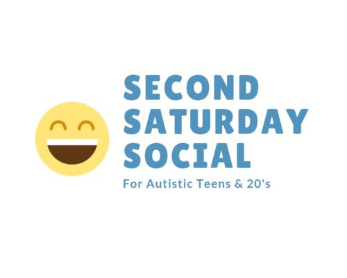 Second Saturday Social logo
